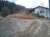 Baustelle Außenanlage Keutschach