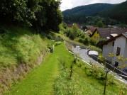 Steinmauer Sirnitz